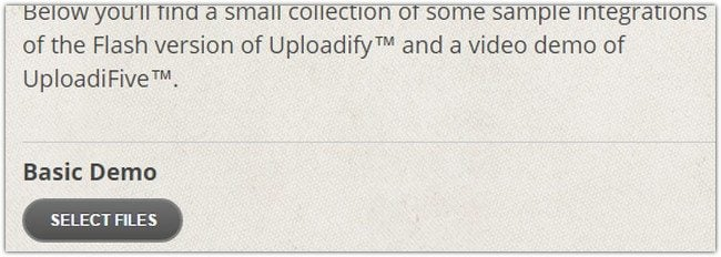Download Uploadify