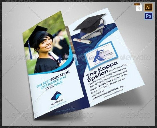 Educational Brochure Design