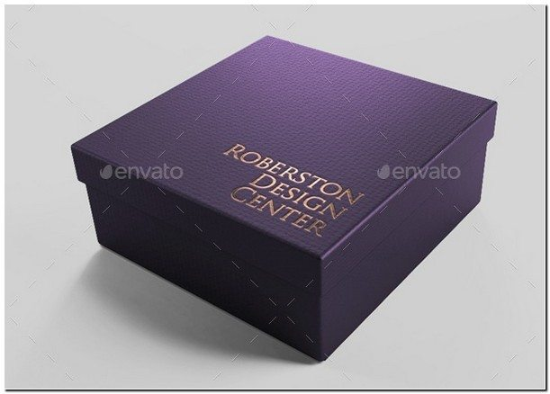 Exclusive Boxes Mockups