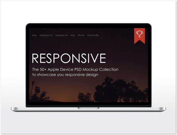 FREE - MacBook Pro Mockup