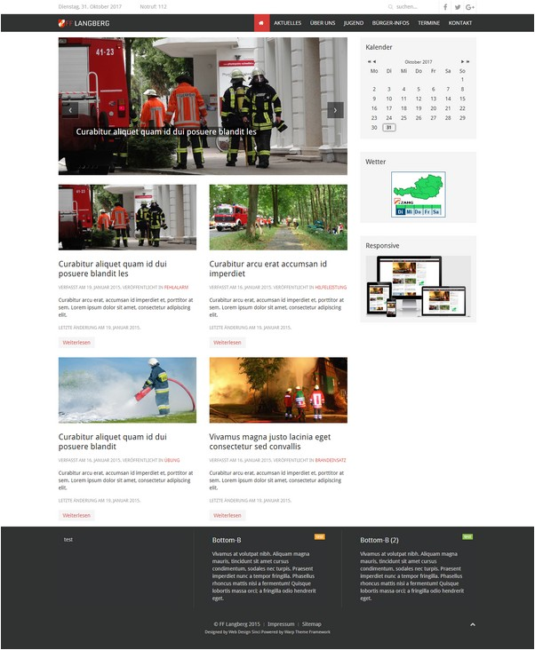Feuerwehr-J