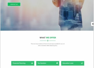 Business PHP Themes