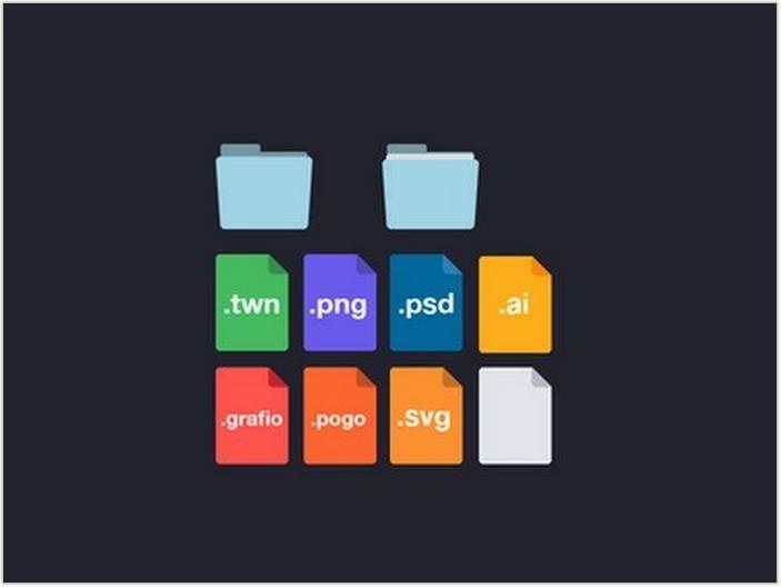 Flat File Formats Freebie