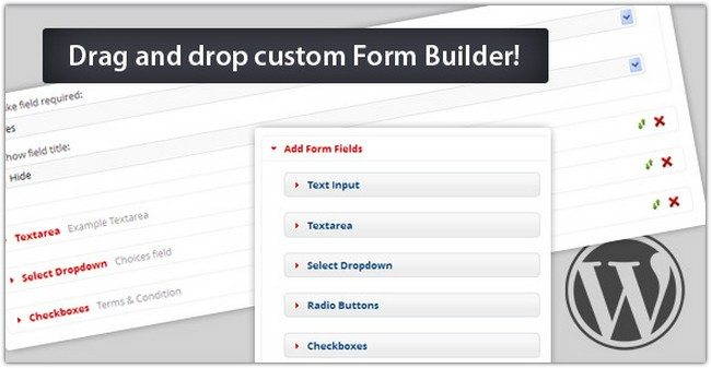FlexForms – Ajax Form Builder for WordPress