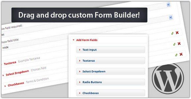 FlexForms – Ajax Form Builder for WordPress