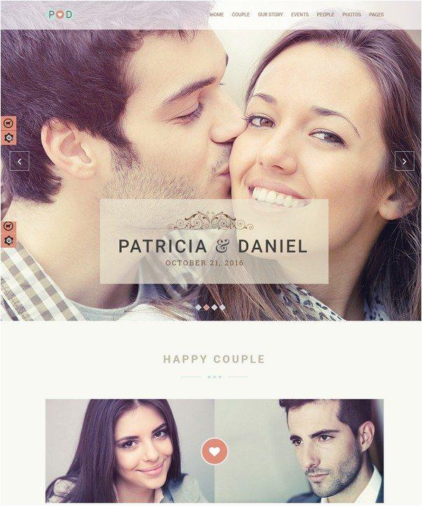 Forever - Wedding Couple & Wedding Planner/ Agency WordPress Theme