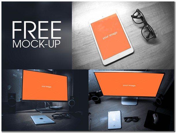 Free Mock-up