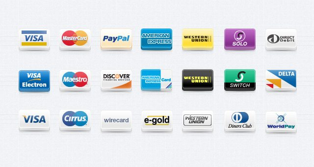 Free-Payment-Method-Icons-Set