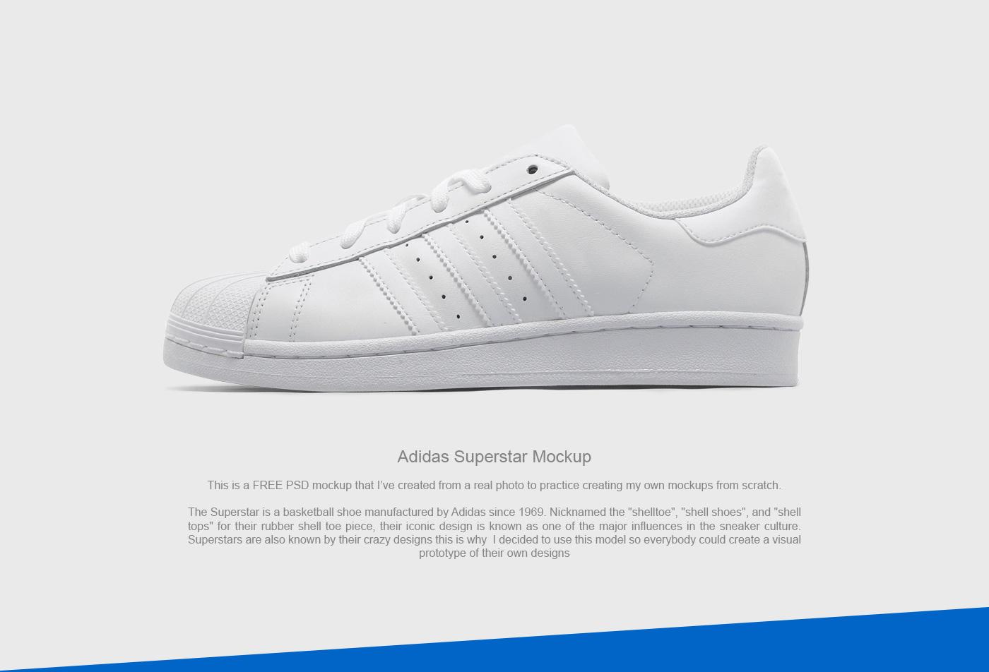 free-psd-mockup-adidas-superstar