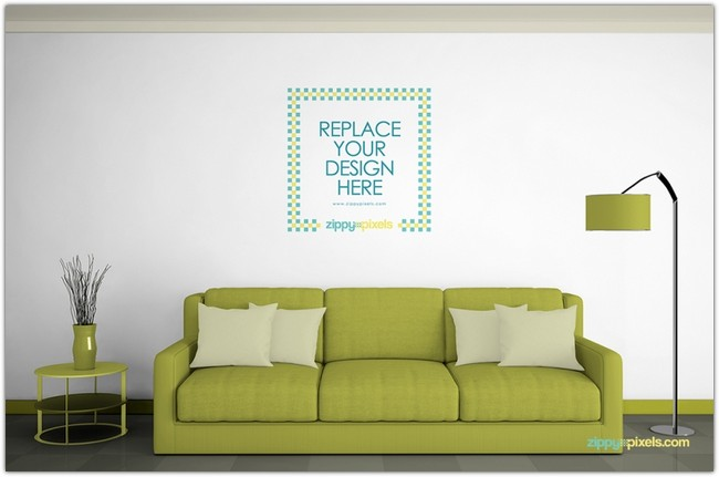 free-wall-mockup-in-gorgeous-living-room-environment