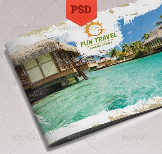 Fun Travel Brochure