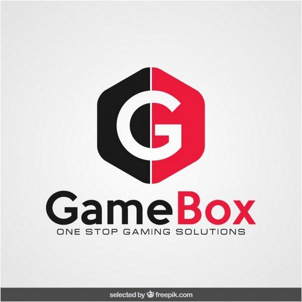 Gamebox Red & Black Logo-145664446