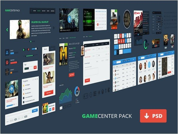 Gamecenter Pack
