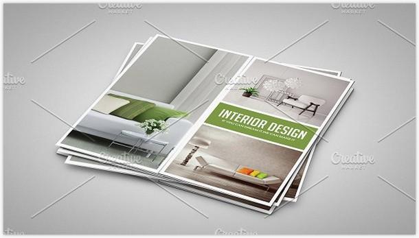 Gate Fold Interior Brochure-V458