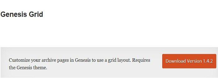 Genesis Grid