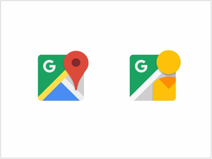 Google Maps & Streetview icon