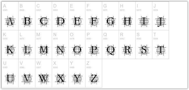 Graf Font