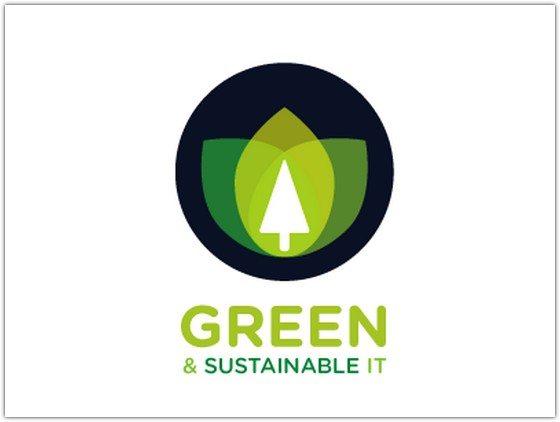 Green Tech Logo Two