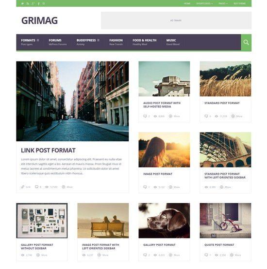 Grimag AD Optimized Magazine