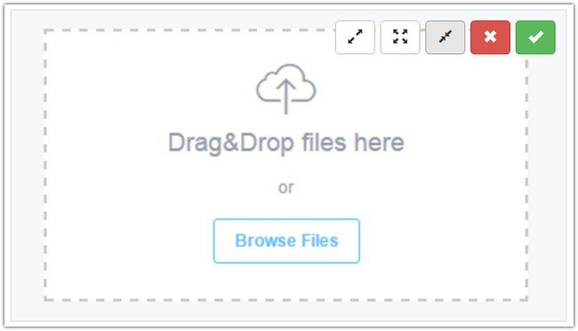 HTML 5 Upload Image, Ratio with Drag and Drop