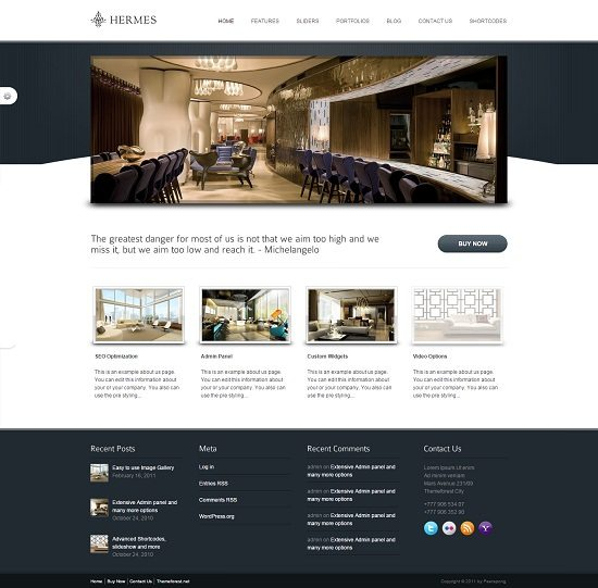 Hermes for Business Corporate Resort and Hotel