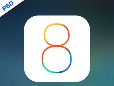 IOS 8 Official Logo