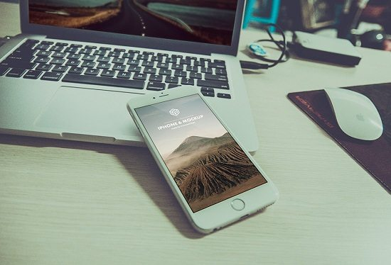 IPhone 6 Plus PSD Mockup Templates