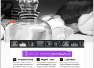 CSS And HTML Website Template