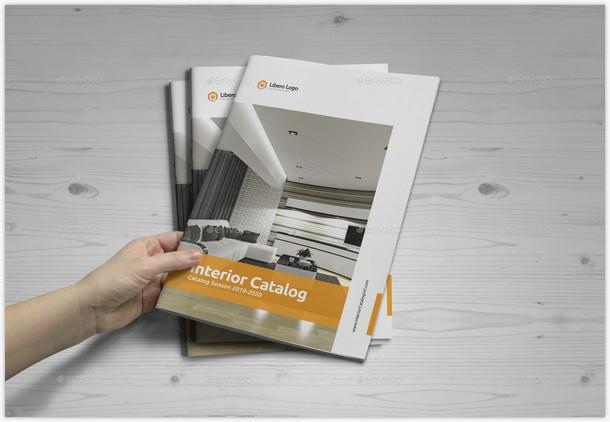 Interior Brochure Catalog Design v3