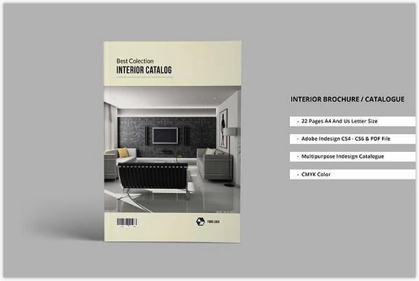 Interior Brochure Catalogue
