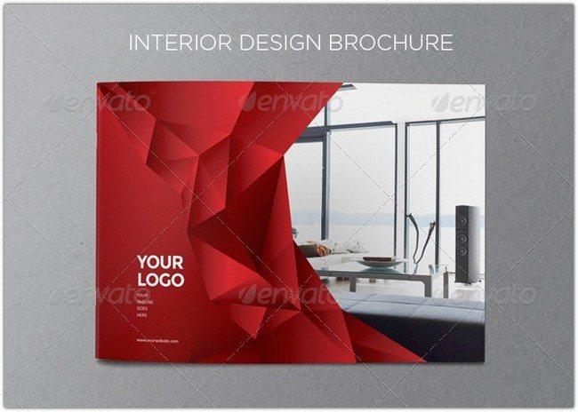 Interior Design Brochure By Elite