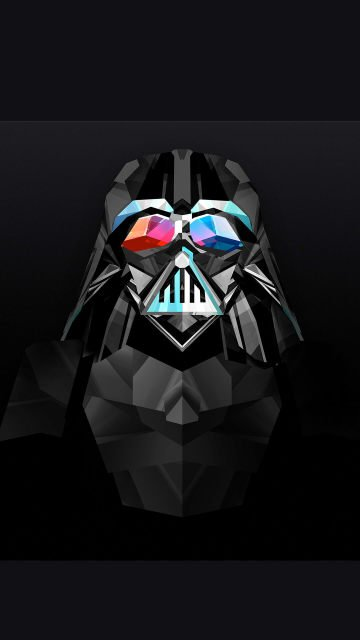 Iphone-Abstract-Facets-Star-Wars-Darth-Vader-451786541