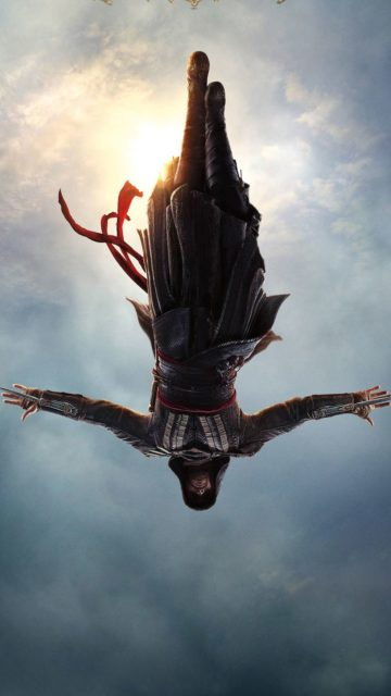 Iphone-X-assassins-creed-movie
