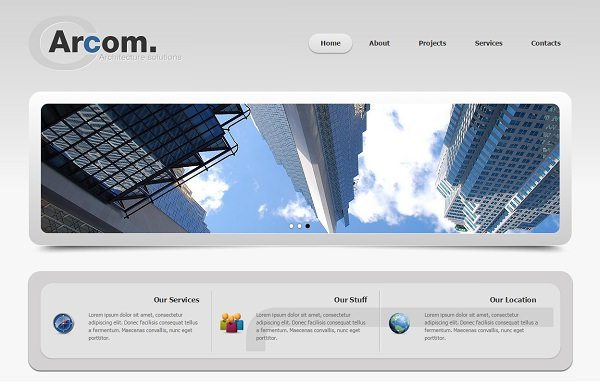 JOOMLA! 3 BOOTSTRAPPED TEMPLATE