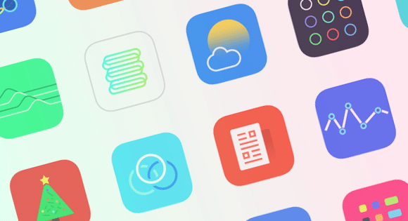 Jellycons iOS 8 App Icon Se