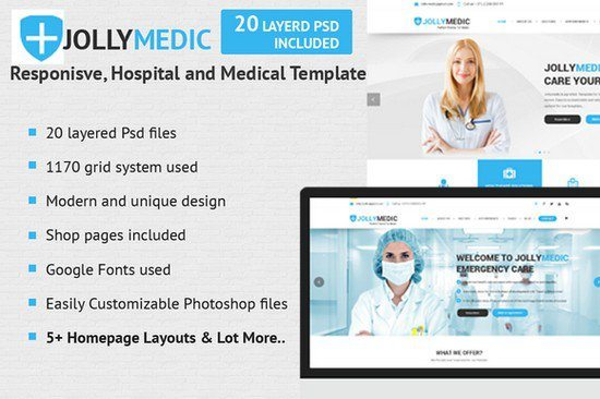 Jollymedic-Medical-Site-Template