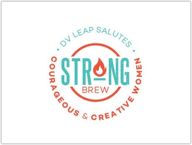 LOGO strong brew