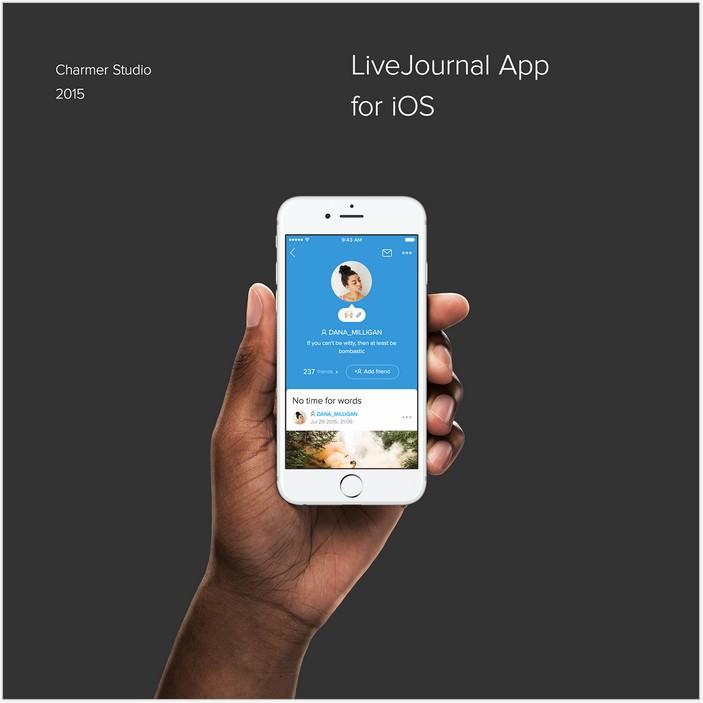 LiveJournal App