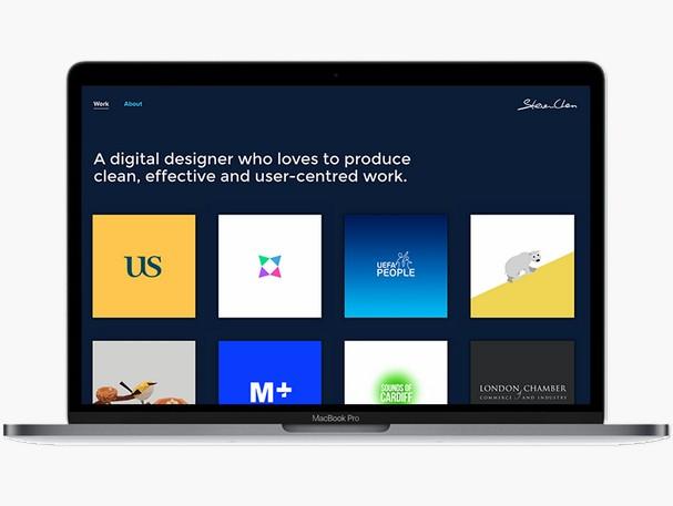 MacBook Pro 2016 Mockup PSD
