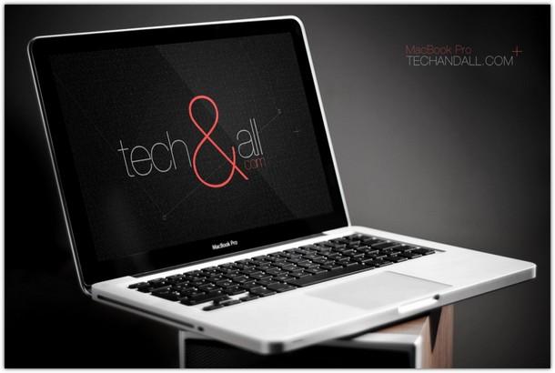Macbook Pro Screen Mock up