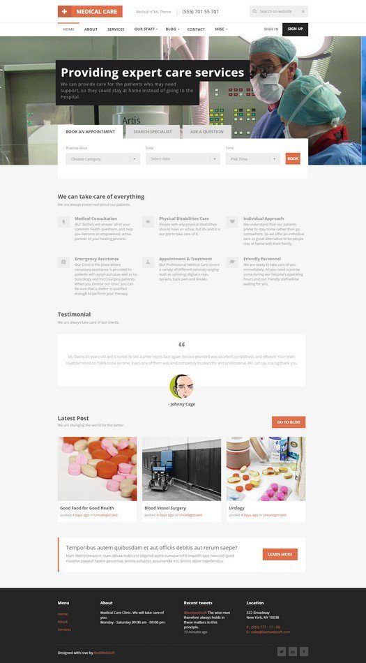 Medical-Care-Responsive-Medical-HTML5-Template
