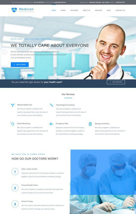Medicon-Health-and-Medical-HTML-Template