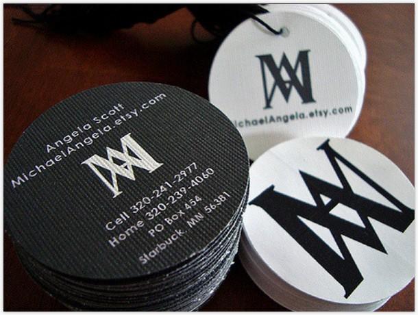 Michaelangela - Business cards
