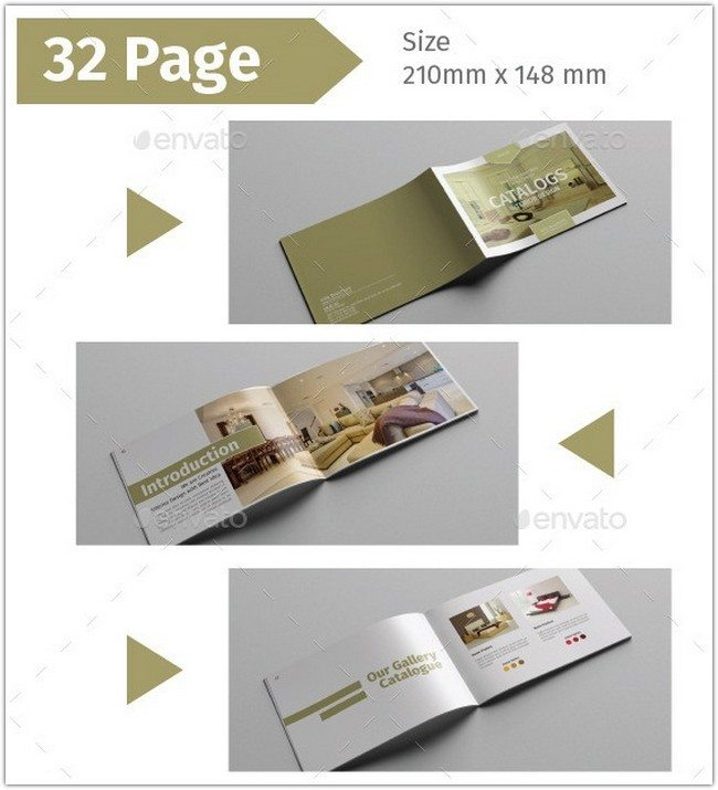 Multipurpose Catalogs Brochure Template