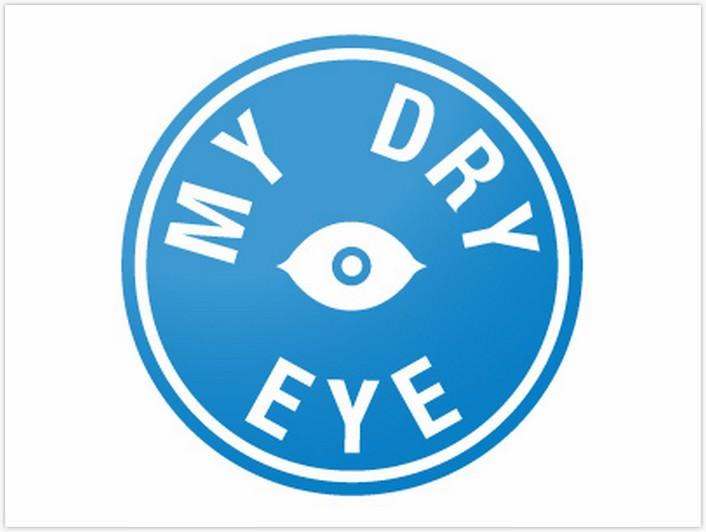 My Dry Eye logo ideas #1