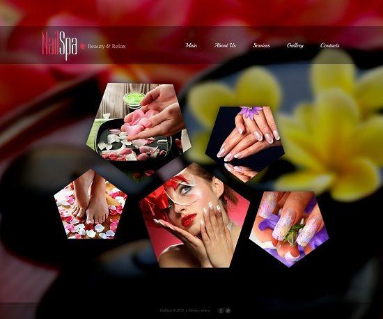Nail-Salon-Website-Template