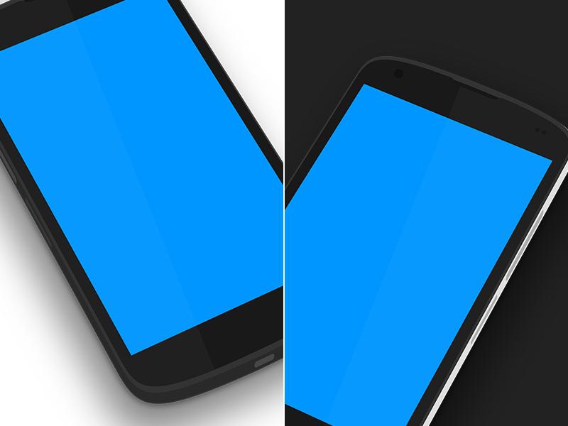 Nexus 4 Minimal 3D