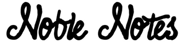 Noble Notes Font