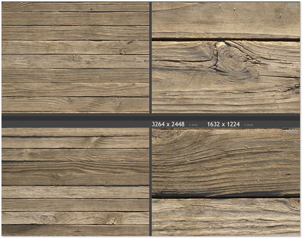 Old brown plank texture