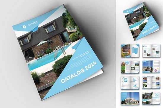 Origami Real Estate Travel Catalog